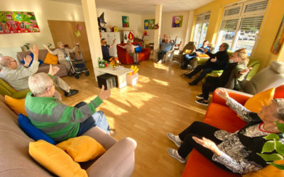 """Präventionskurs für ältere Menschen """"Förderung der Mobilität"""""""