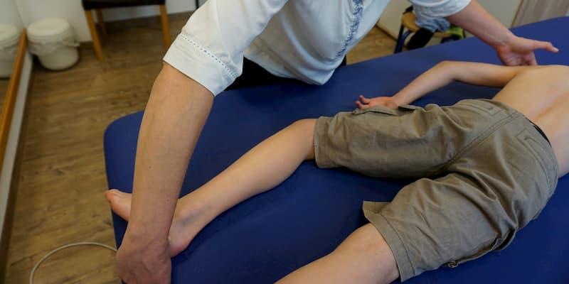 Vojta Therapie ist Effektiver als die osteopathische Behandlung, das NDT-Konzept