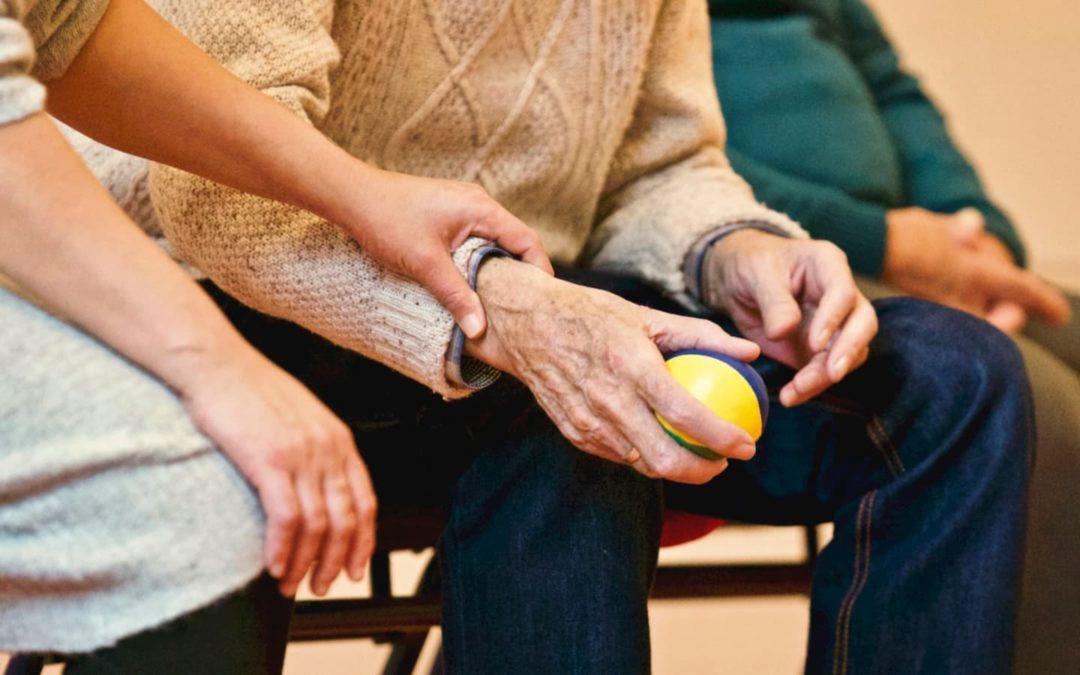Die spezialisierte Physiotherapie bei Parkinson